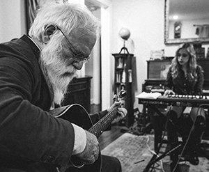 David Olney & Anana Kaye (Photo by John Partipilo)