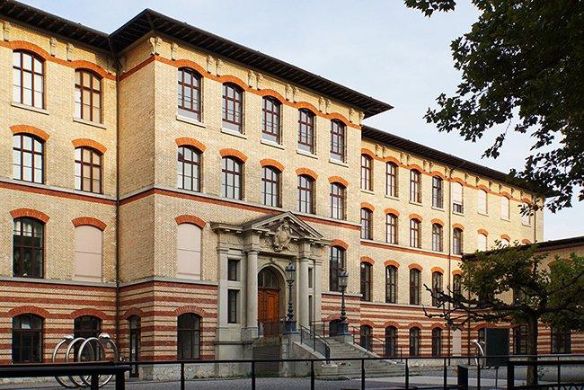 chemiegebouw