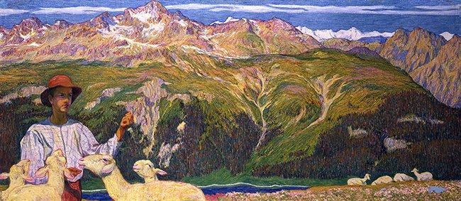 Panorama van Muottas Muragl