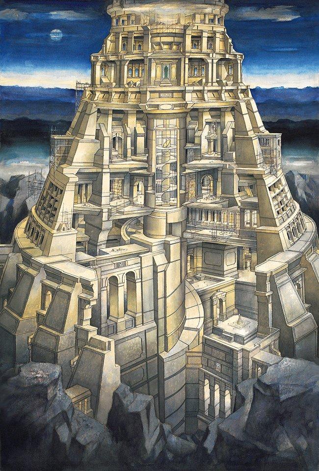 Torenbouw voor Babel